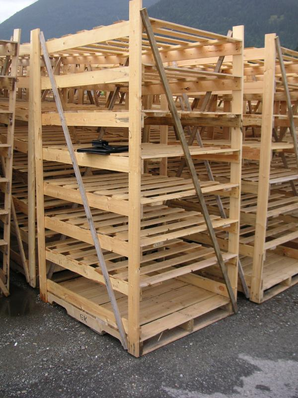 Topco Pallet Recycling